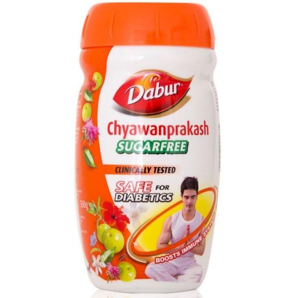 Чаванпраш Dabur без сахара