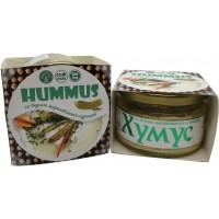Хумус со вкусом маринованных огурчиков