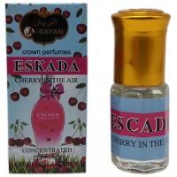 Eskada cherry in the air