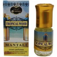 Mantali tropical wood