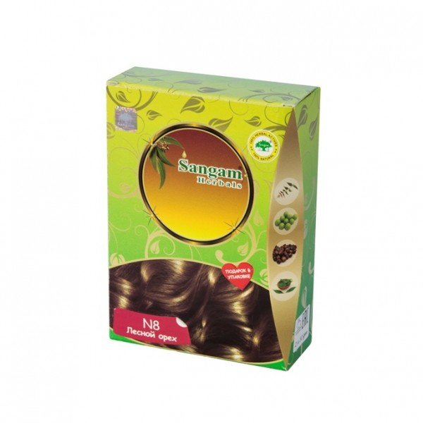Sangam Herbals Лесной орех