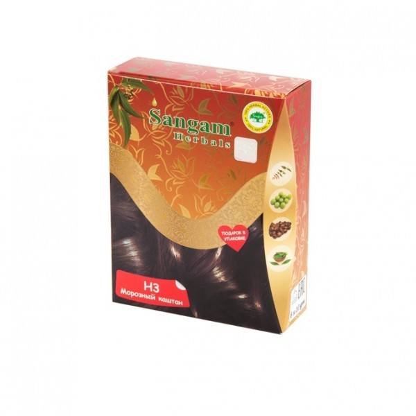 Sangam Herbals Морозный каштан