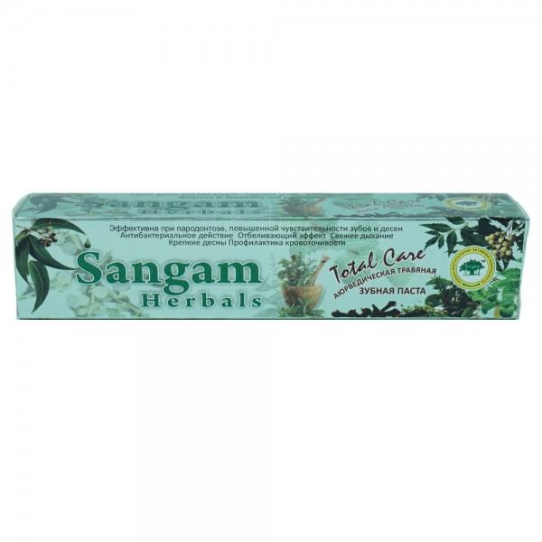 Зубная паста Sangam Herbals